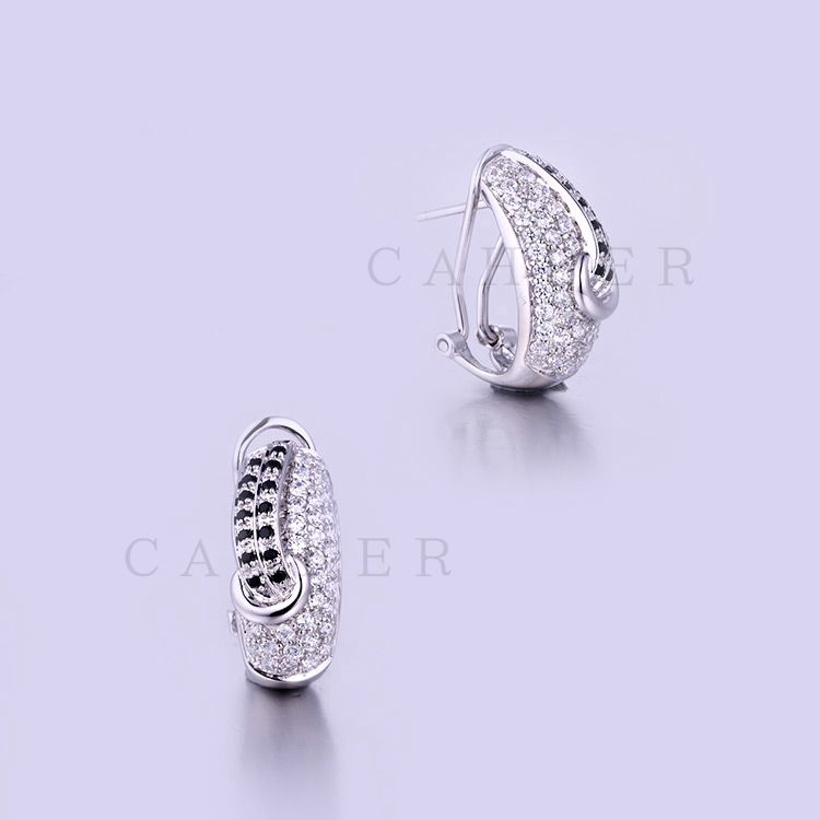 High Quality Jewelry Lovely Earrings Simple Studs K0012E