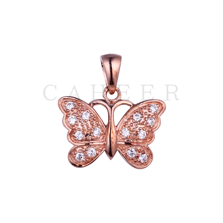 CP1507014 Butterfly Pendant Jewellery Pendant Necklaces