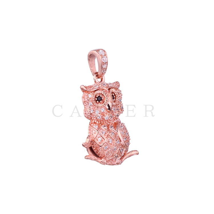 CP1507010 Owl Pendant Necklace Pendant