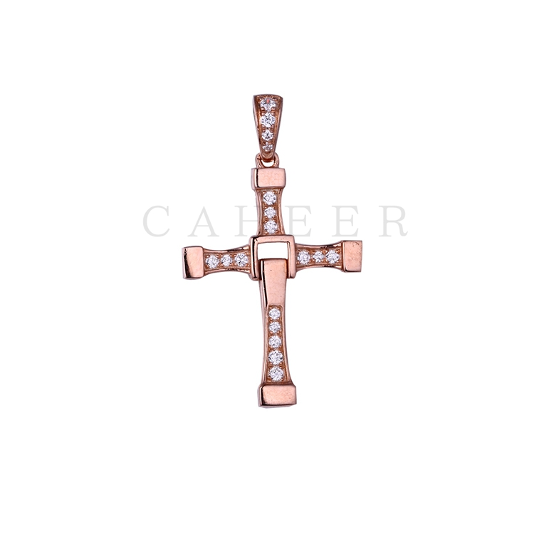 The Cross Pendant CA0029P