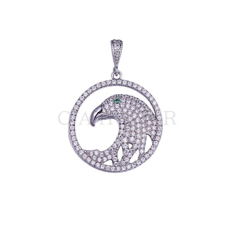 Luxurious Eagle Pendant K0051P