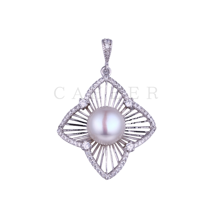 Luxurious Pearl Pendant K0065P