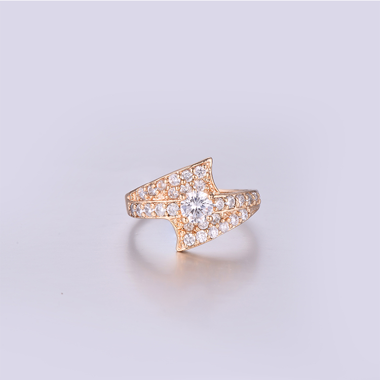Charming Women Copper Rings K0228R