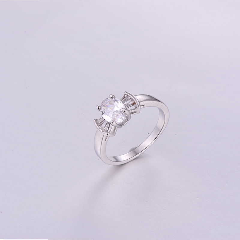 Simple Bowknot Ring K0281R