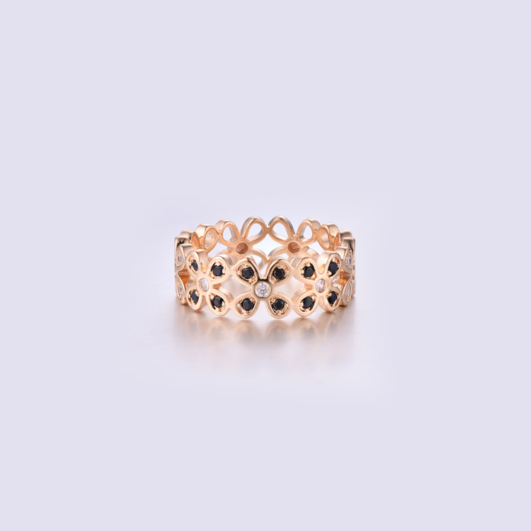Fresh Style Copper Ring K0376R